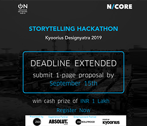 Storytelling Hackathon