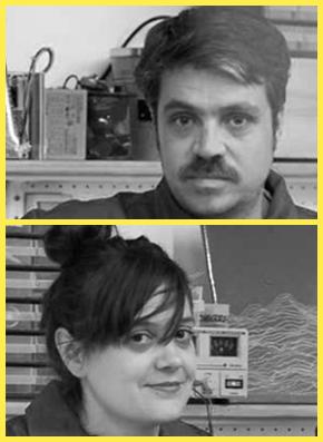 Pablo Barquin & Anna Diaz - SPEAKER AT DESIGNYATRA